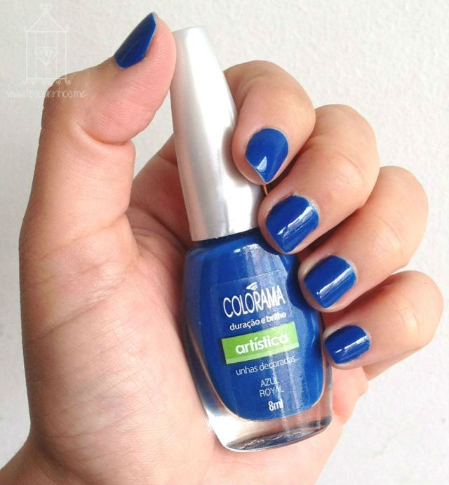 azul royal colorama